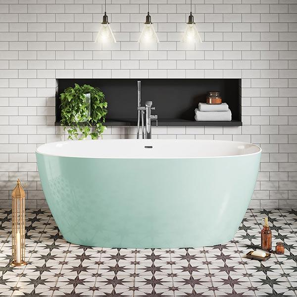 AMARA – DOLOCAST™ FREESTANDING BATH