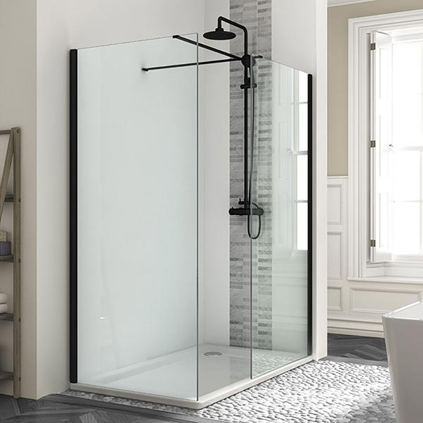 BE WETROOM FRONT & SIDE PANELS