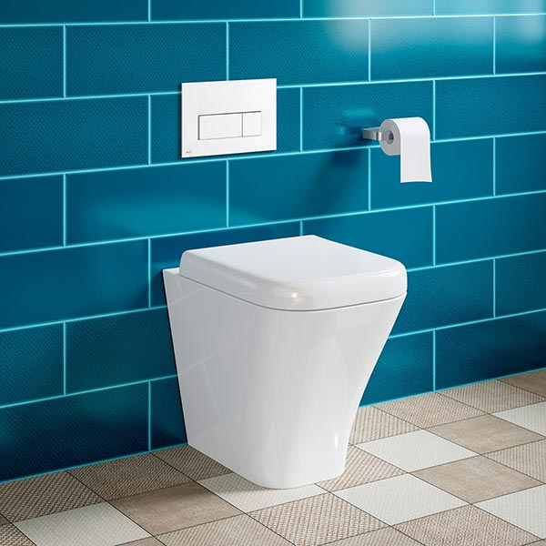 BRANT BACK TO WALL TOILET & SOFT CLOSE SEAT
